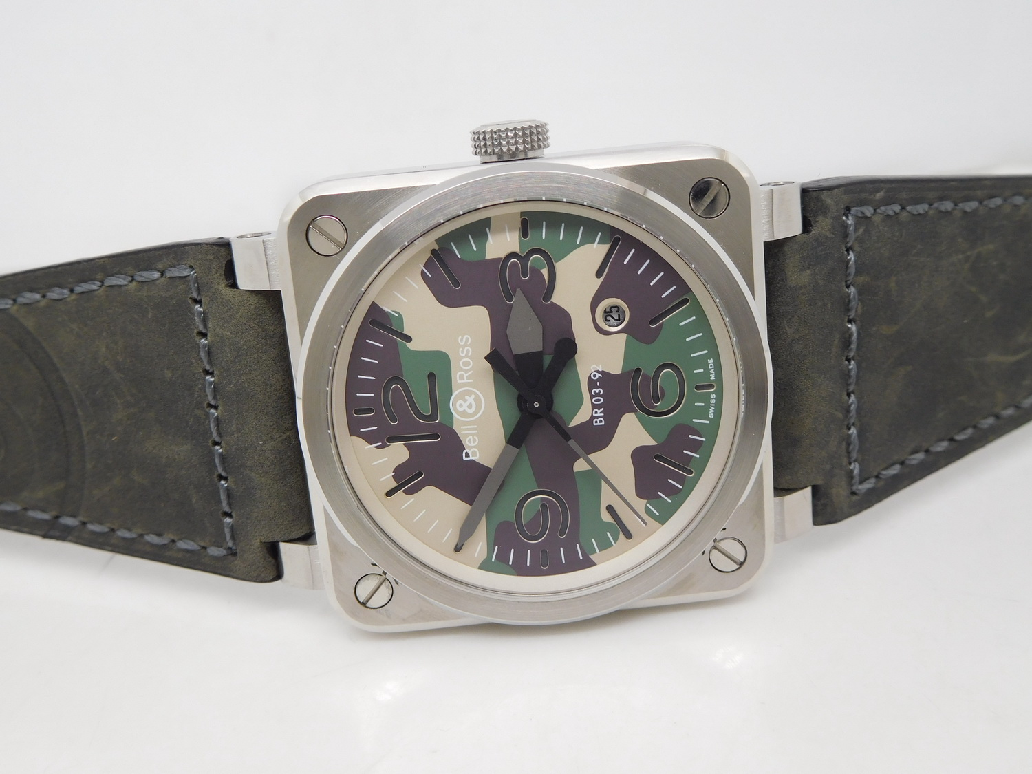 Replica Bell Ross BR03-92 Camo Watch