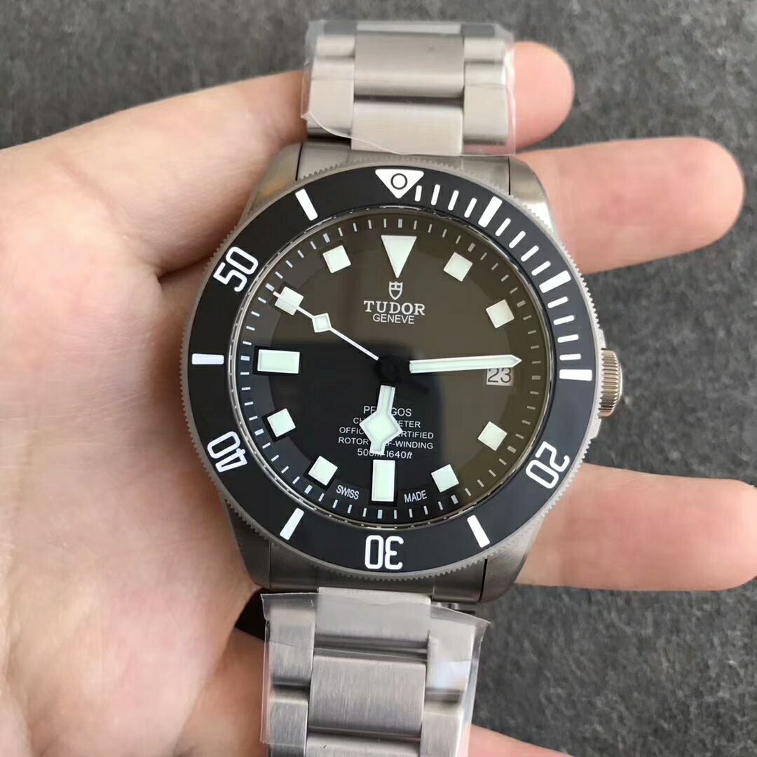 Replica Tudor Pelagos Titanium Watch V3