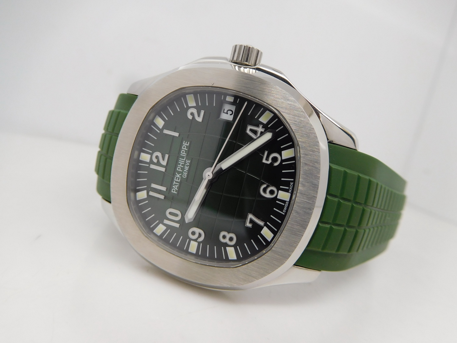 MP Factory Replica Patek Philippe Aquanaut 5167 Steel Watch