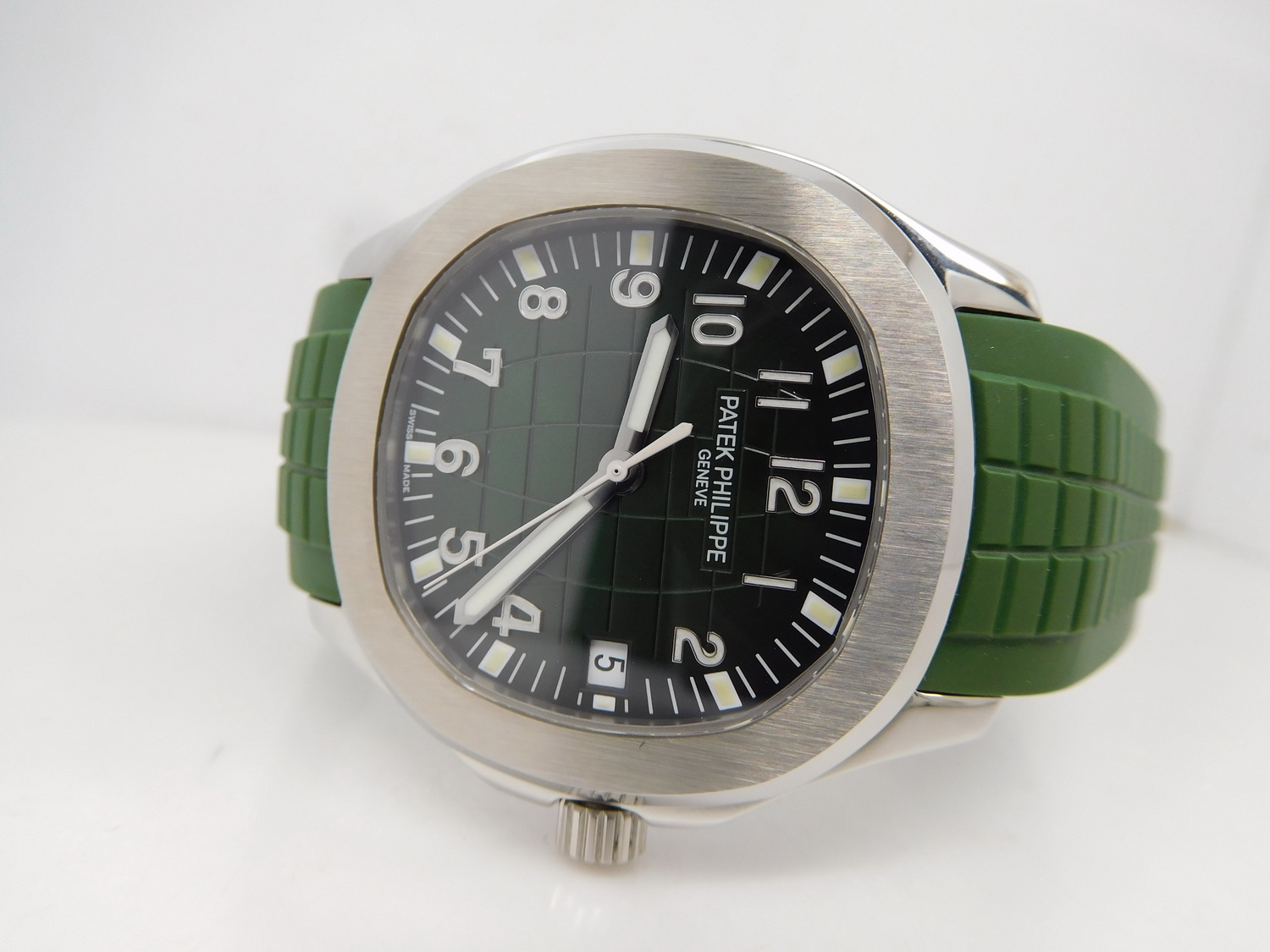 Replica Patek Philippe Aquanaut 5167 Black Dial