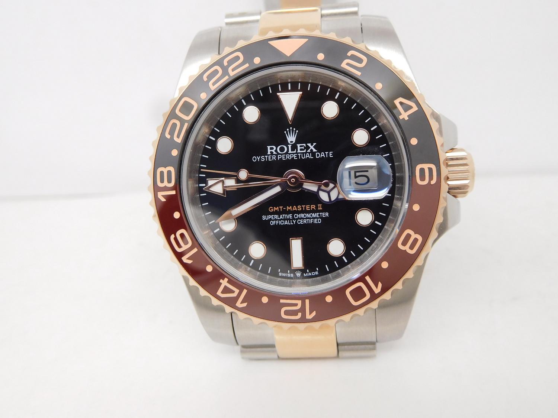 Replica Rolex GMT Master II 126711