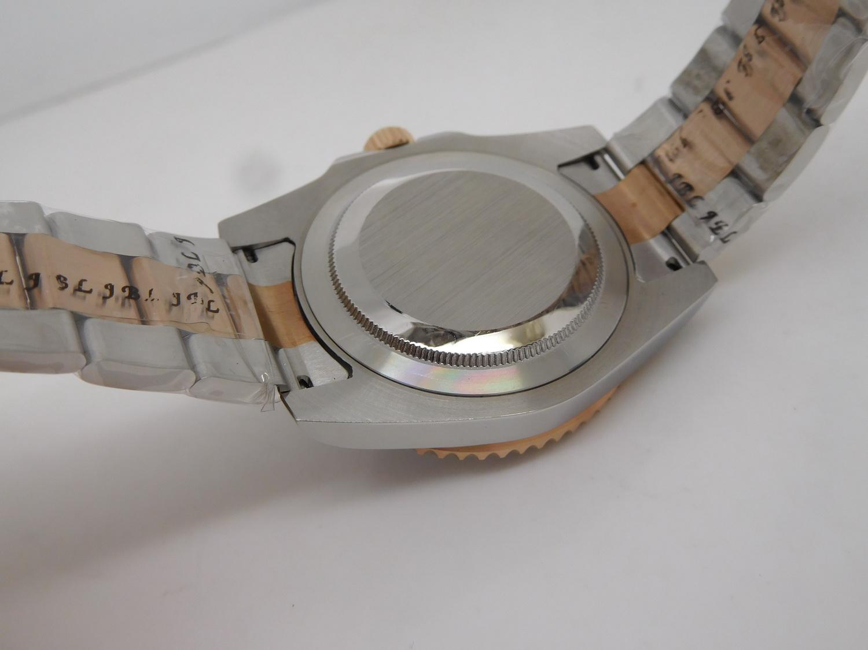 Rolex GMT Master II 126711 Case Back