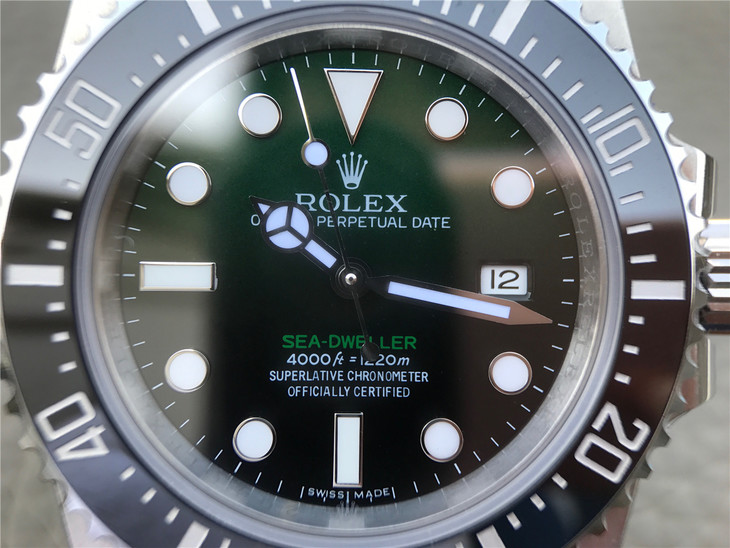 Rolex Green Sea-Dweller Replica