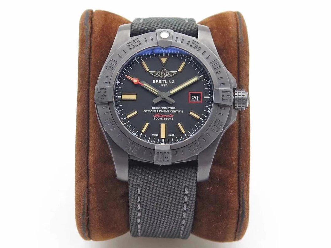 ZF Replica Breitling Avenger BlackBird Watch