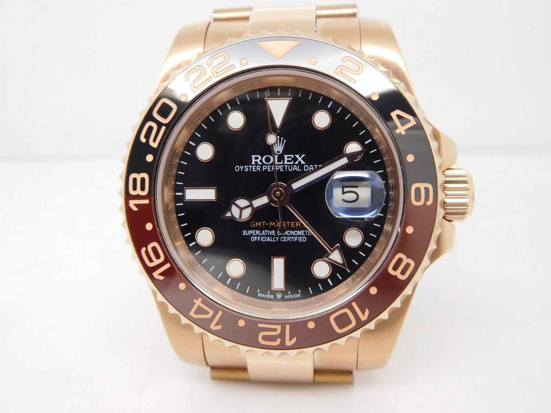 Replica Rolex GMT Master II 126715