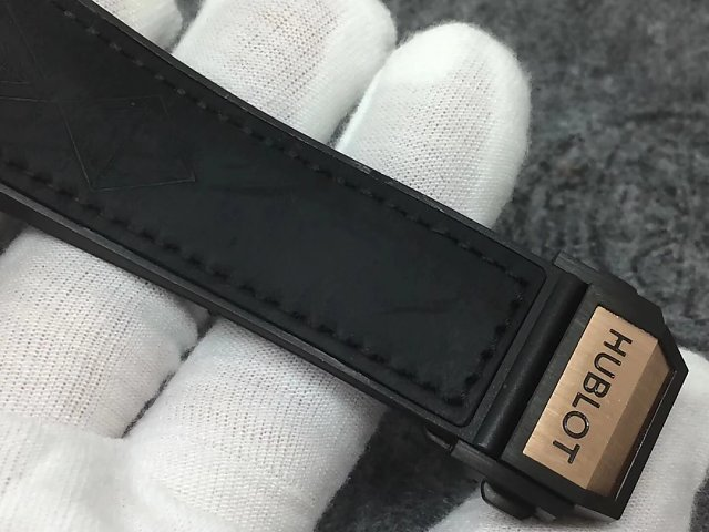Hublot Rubber Clad Band