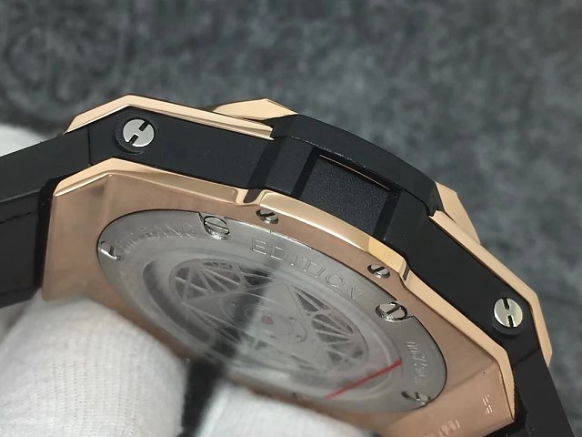 Hublot Tattoo Rose Gold Case