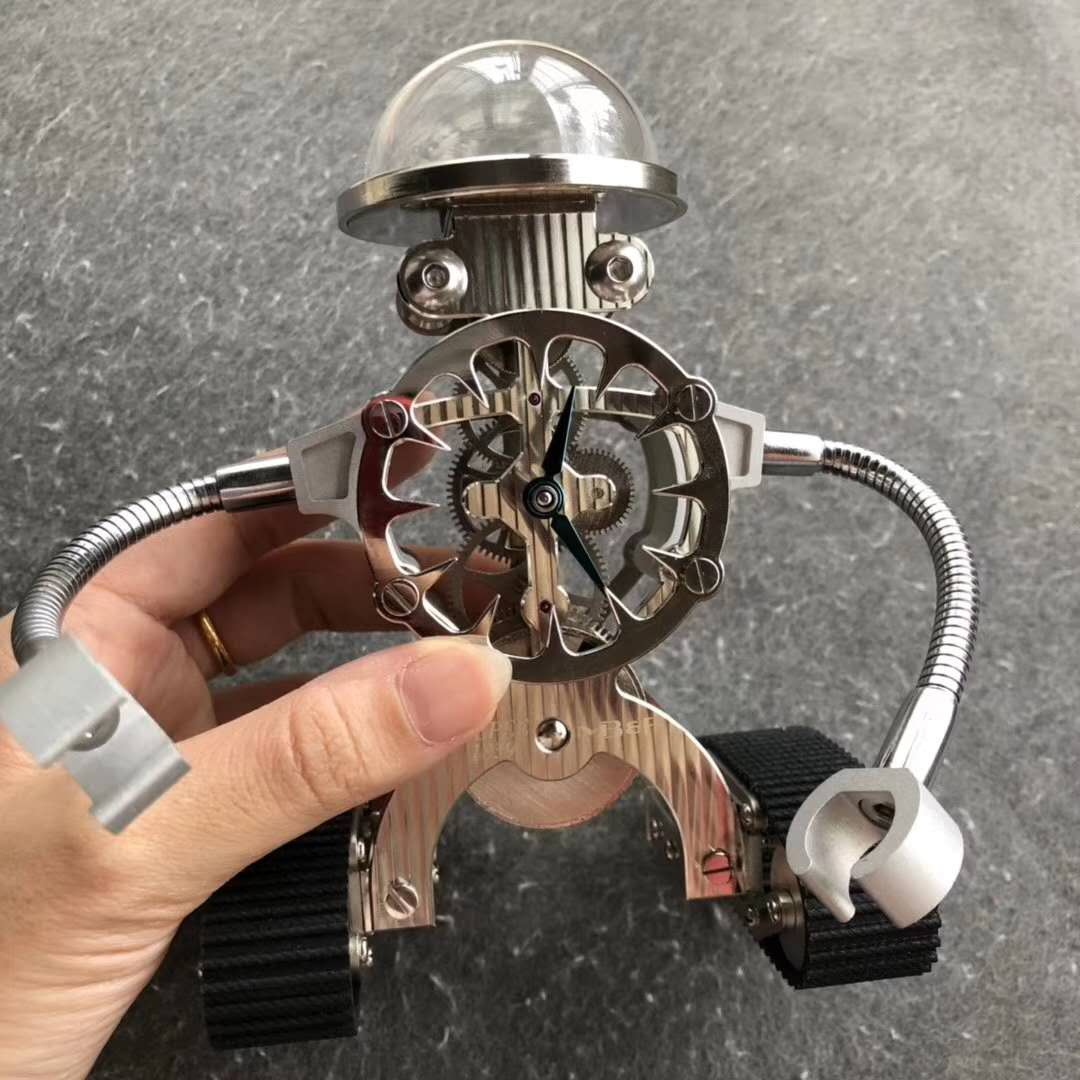MB&F Sherman Happy Robot Hands