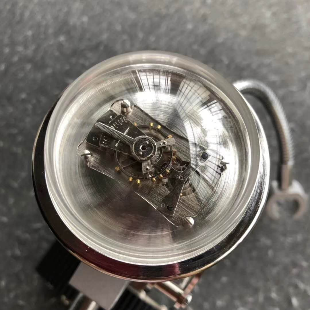 MB&F Sherman Happy Robot Movement