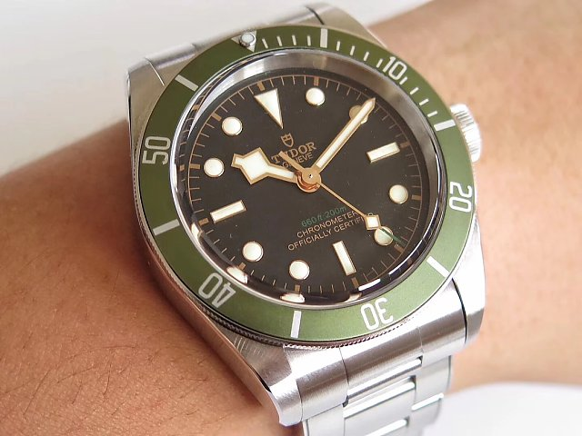 Replica Tudor Green Wrist Shot