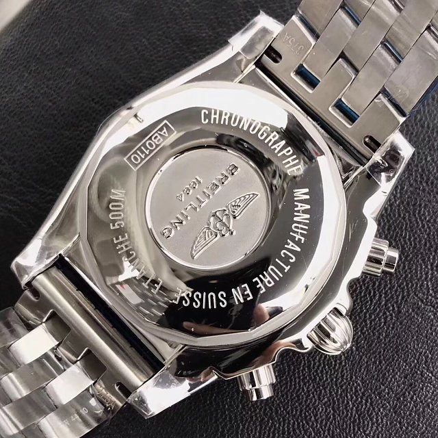 Replica Breitling Chronomat B01 AB0110 Case Back