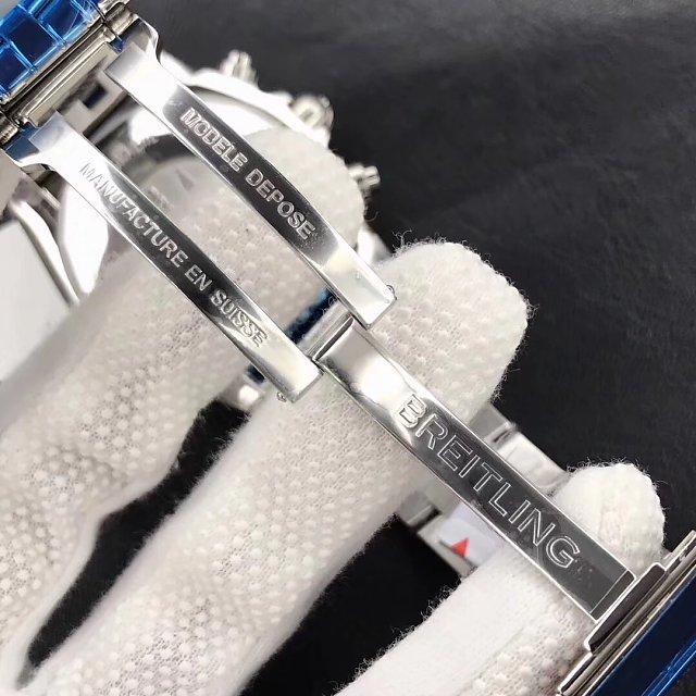 Replica Breitling Chronomat B01 AB0110 Clasp