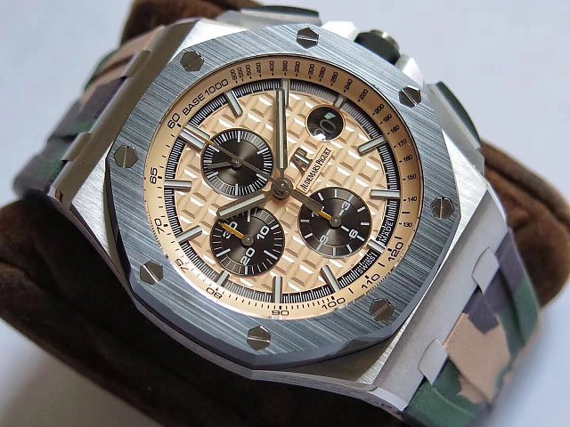 Replica Audemars Piguet Green Ceramic