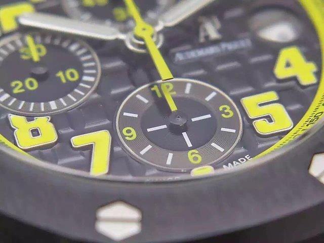 Audemars Piguet 12-Hour Chronograph Counter