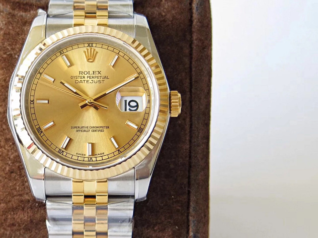 ARF Two Tone Rolex Datejust