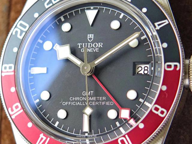 Replica Tudor Black Bay Black Dial