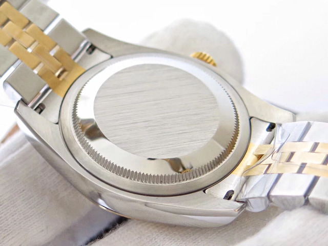 Rolex Datejust 36mm Case Back