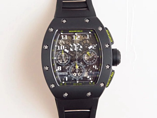 KV Factory Richard Mille Replica