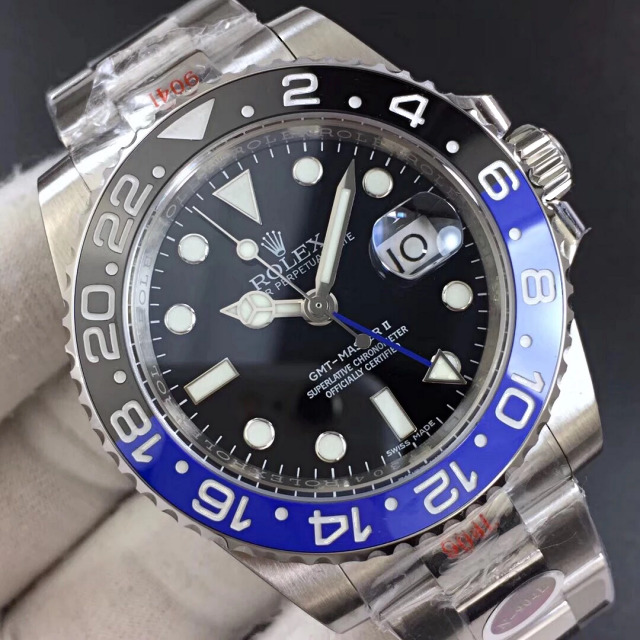Noob Rolex GMT Master II 116710BLNR 3