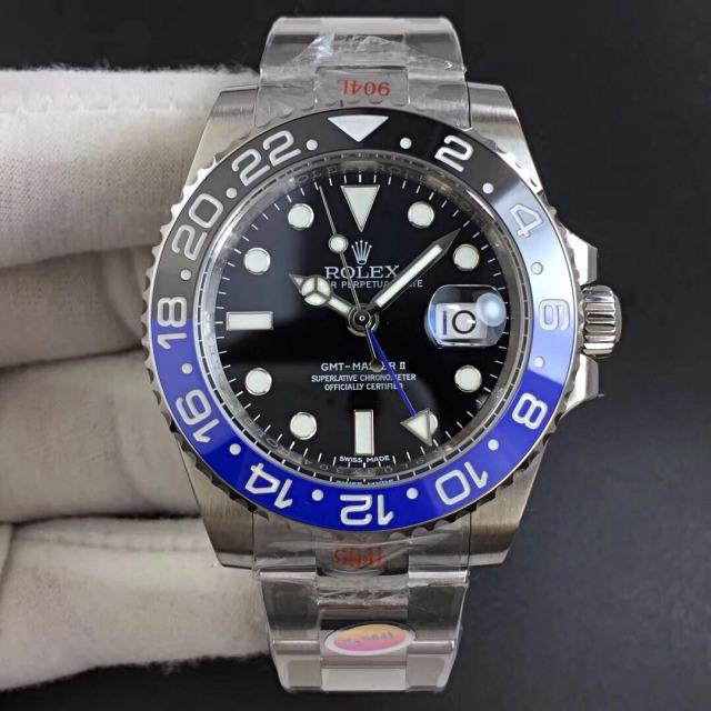 Noob Rolex GMT Master II 116710BLNR