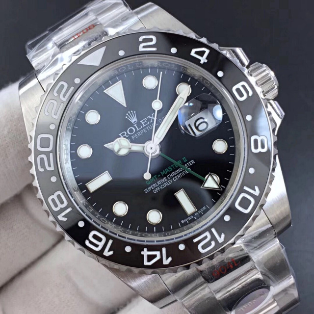 Noob Rolex GMT Master II 116710LN 3