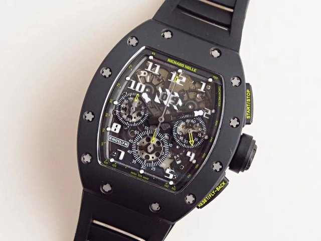Richard Mille RM011 Carbon Replica