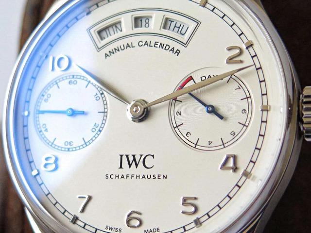 ZF Replica IWC Portuguese Annual Calendar 7 Days