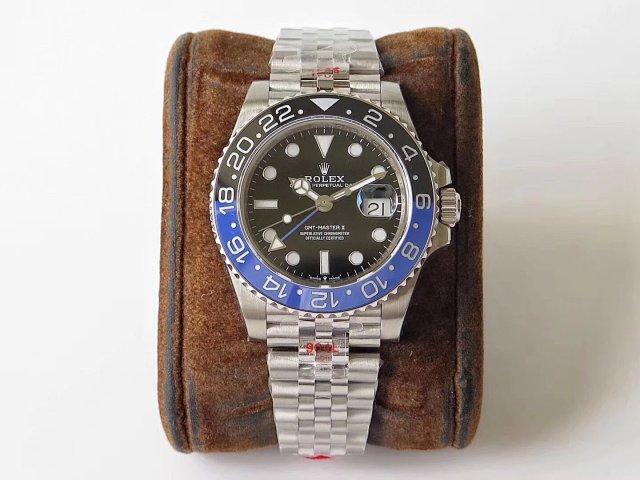 GMF Replica Rolex GMT 126710 BLNR
