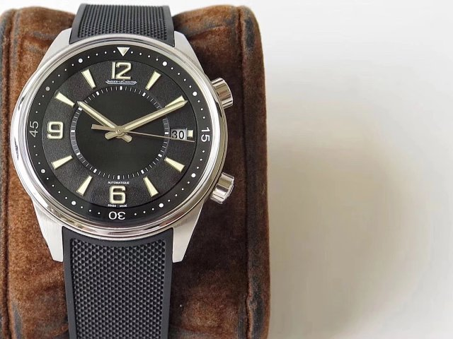 Replica Jaeger LeCoultre Polaris Black