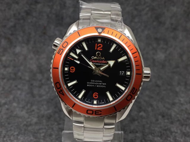 Replica Omega Seamaster Planet Ocean 600m Orange