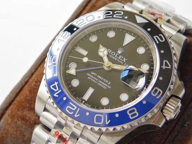 Replica Rolex 126710BLNR