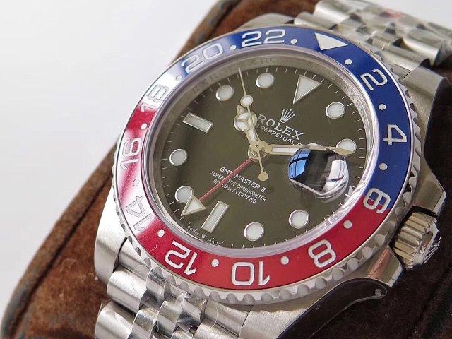 Replica Rolex GMT-Master II 126710 Pepsi