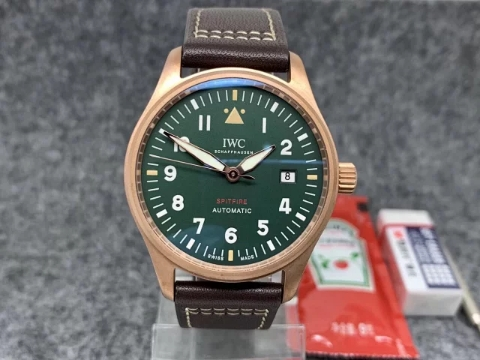 Replica IWC Pilot Bronze Watch