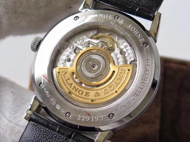 A.Lange & Sohne Saxonia ETA Movement