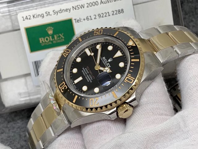 ARF Replica Rolex Sea-Dweller 43mm