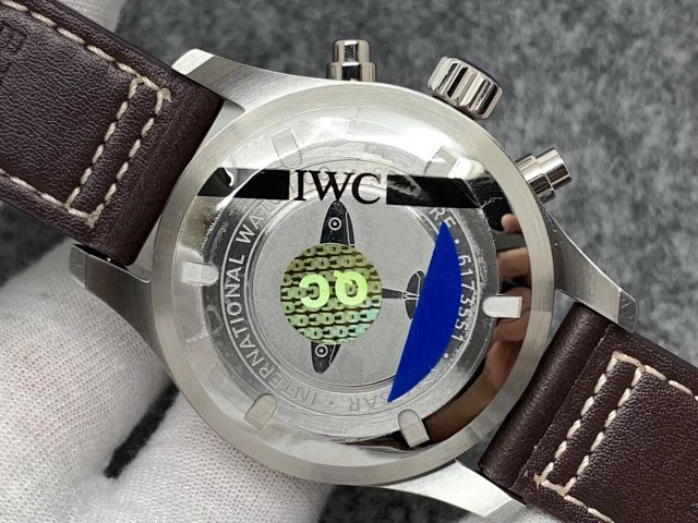 IWC Spitfire Case Back