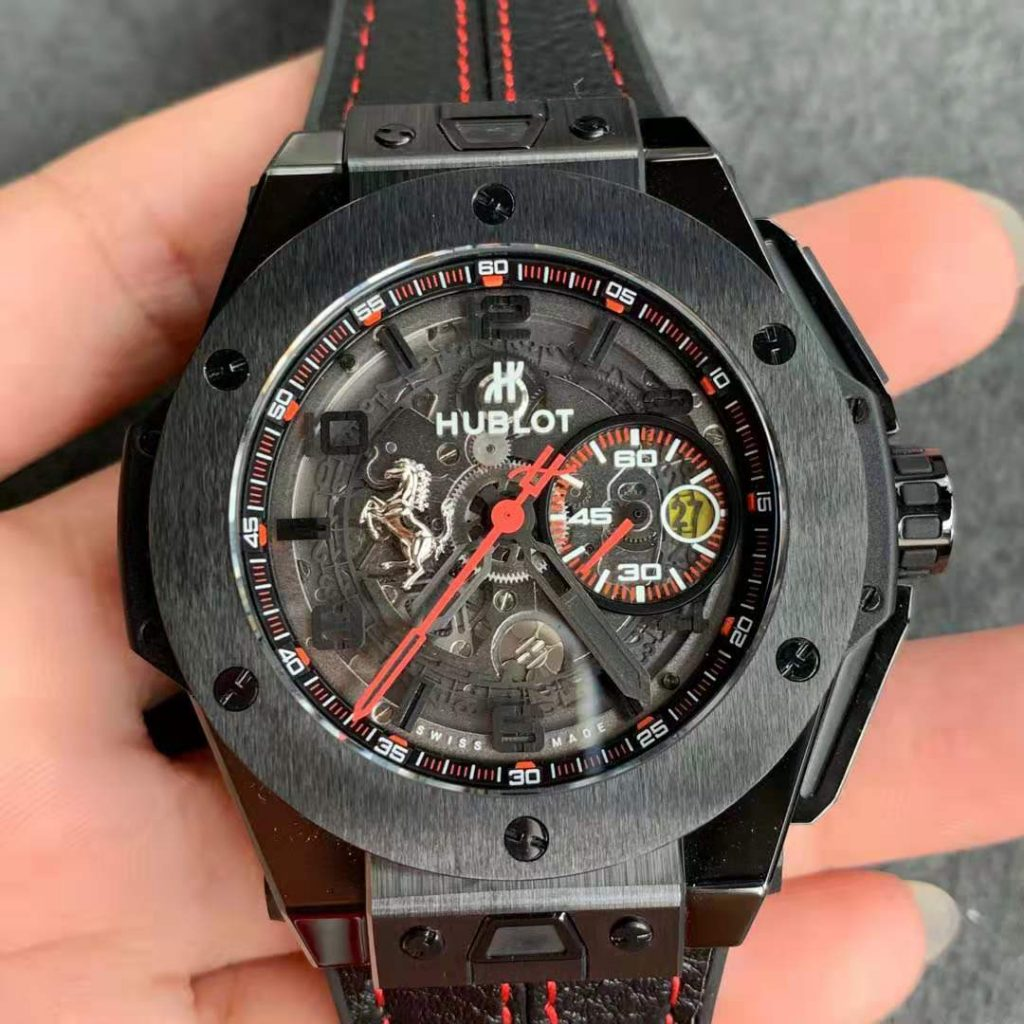 Replica Hublot Big Bang Ferrari F11