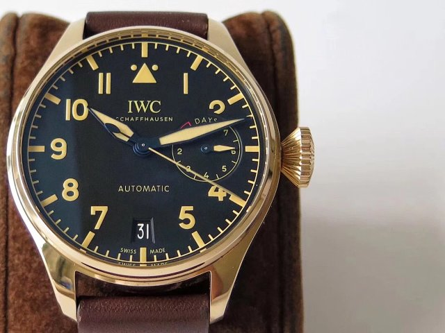 Replica IWC Big Pilot Bronze Case