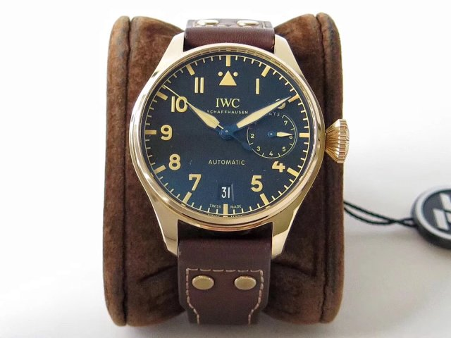 Replica IWC Big Pilot Bronzo