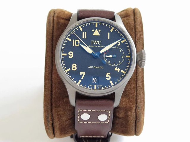 Replica IWC Big Pilot Titanium