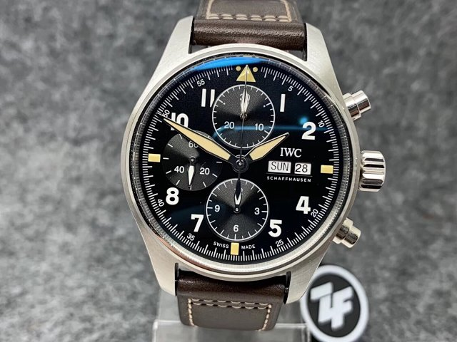 Replica IWC Pilot Chrono Spitfire