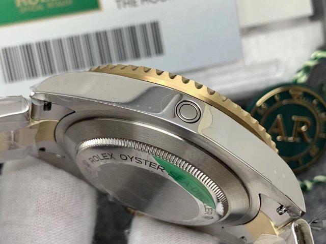 Replica Rolex 126603 He Valve