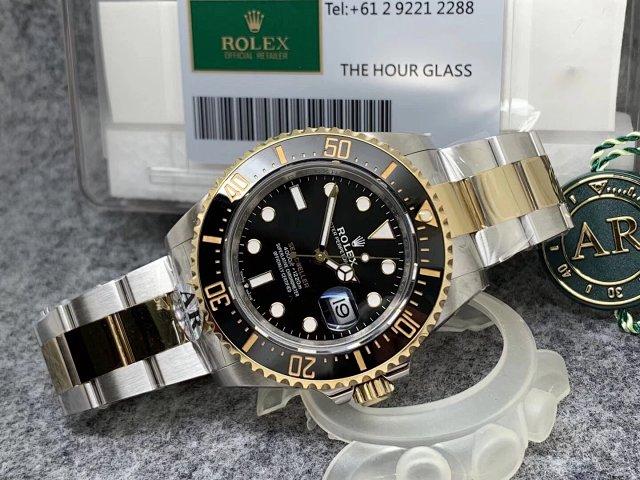 Replica Rolex Sea-Dweller 126603