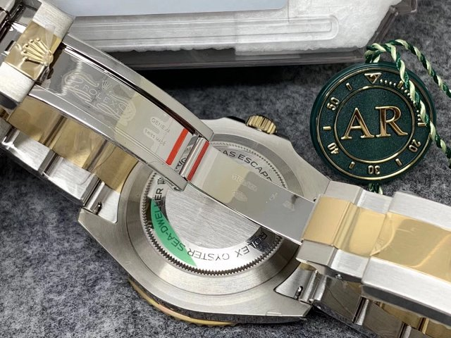 Replica Rolex Sea-Dweller Clasp