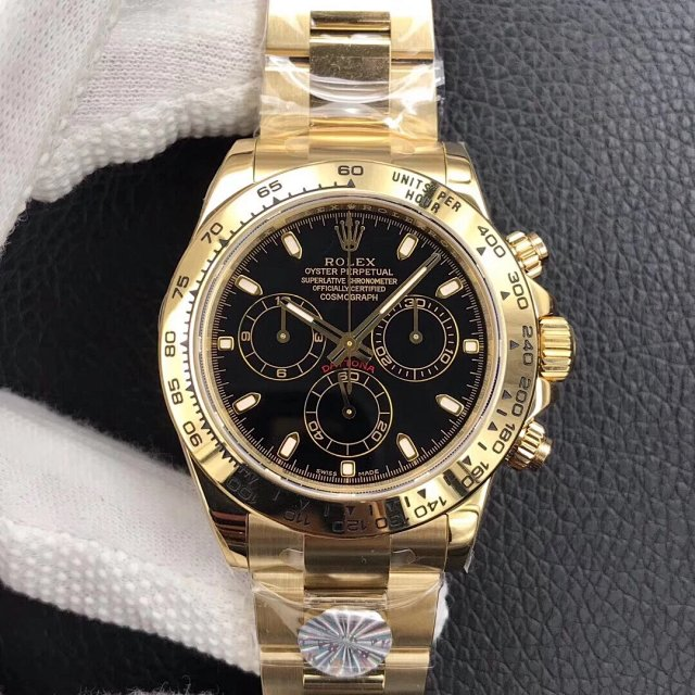 ARF Replica Rolex Daytona Yellow Gold V2