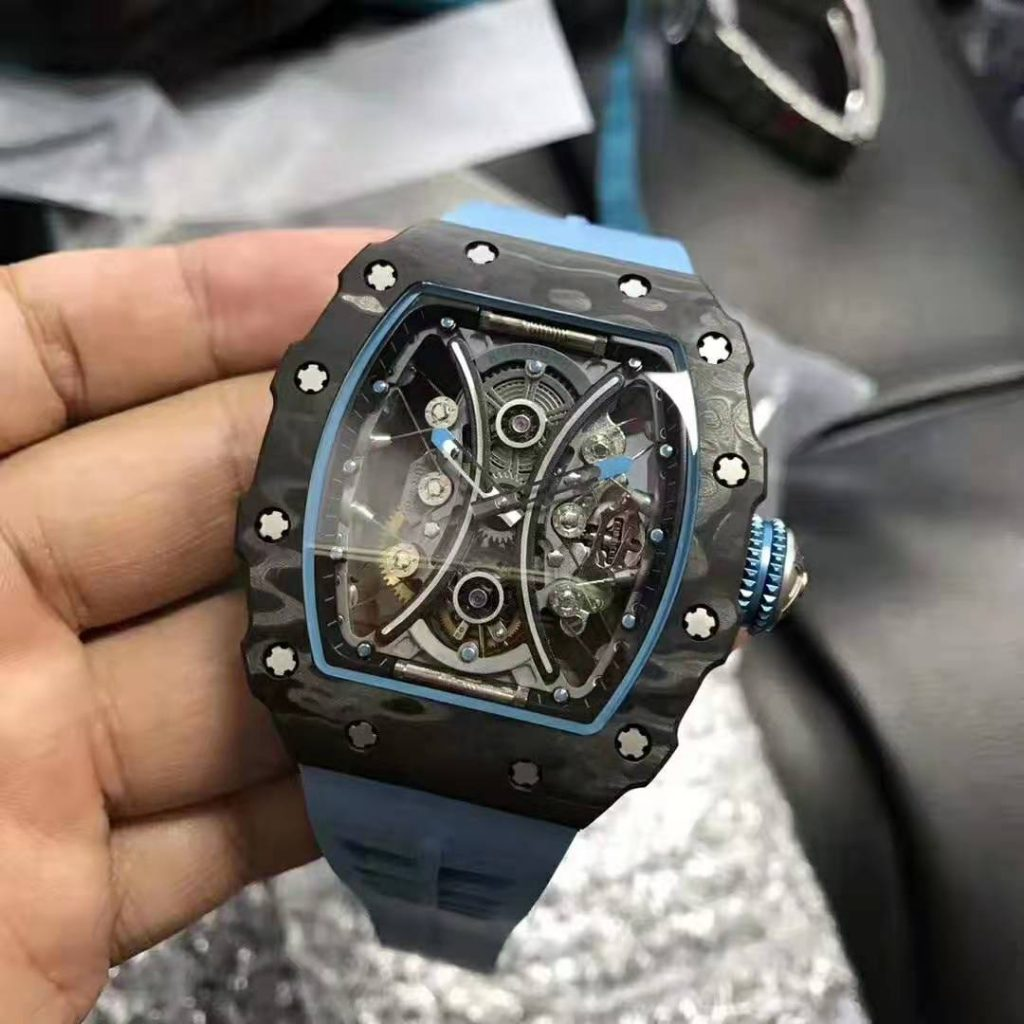 Richard Mille RM53-01 Sapphire Crystal