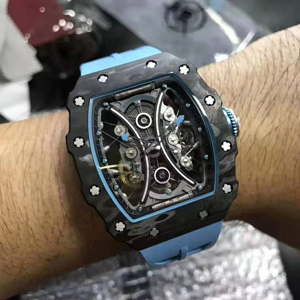 Richard Mille RM53-01 Wrist Shot