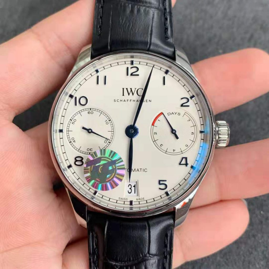 ZF V5 Replica IWC Portuguese 7 Days Power Reserve