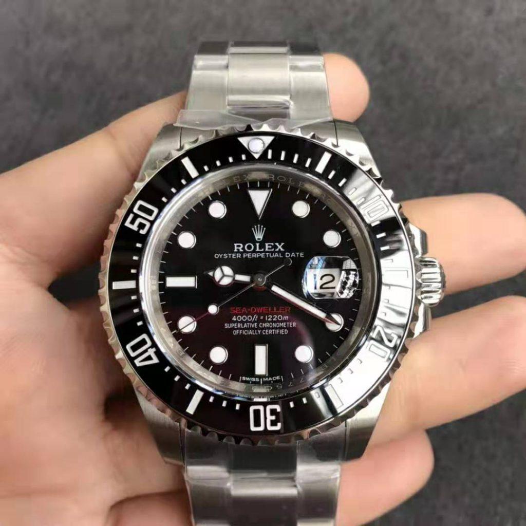 Noob Rolex Sea-Dweller 126600