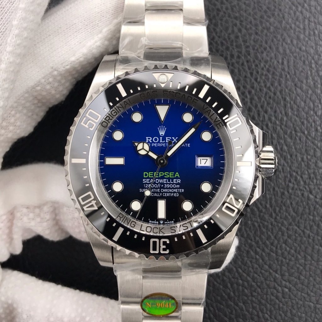 Noob V10 Replica Rolex Sea-Dweller DEEPSEA